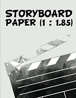 storyboarding paper