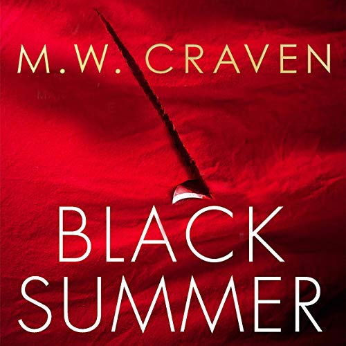 Black Summer audiobook cover art