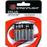 STREAMLIGHT(ストリームライト) アルカリ単6電池 6本パック WSL65030 WSL65030