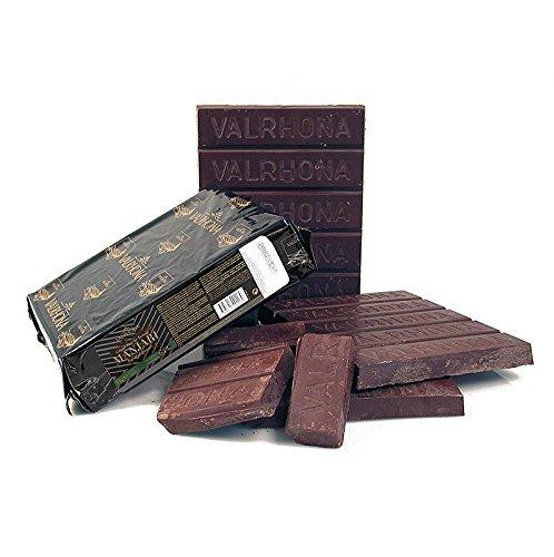 Valrhona Manjari 'Grand Cru', dunkle Couverture, Block, 64% Kakao, Madagaskar, 3 kg