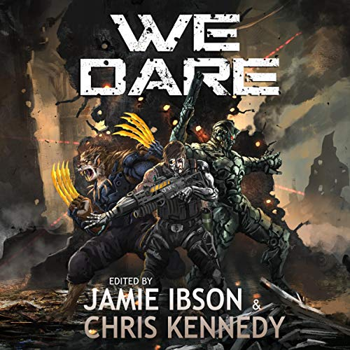 Couverture de We Dare