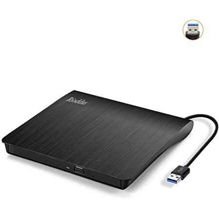 USB 2.0 External CD//DVD Drive for Compaq presario v6703tu