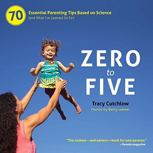 Zero to Five audiobook cover art