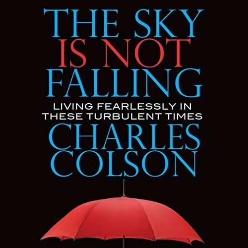 The Sky Is Not Falling audiobook cover art