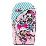 Mondo Toys - Body Board LOL - Tavola da Surf per bambini - 84 cm - 11214
