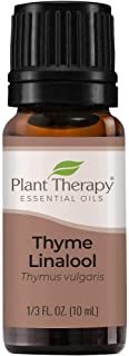 Thyme Linalool 10 mL Essential Oil 100% Pure, Undiluted, Therapeutic Grade