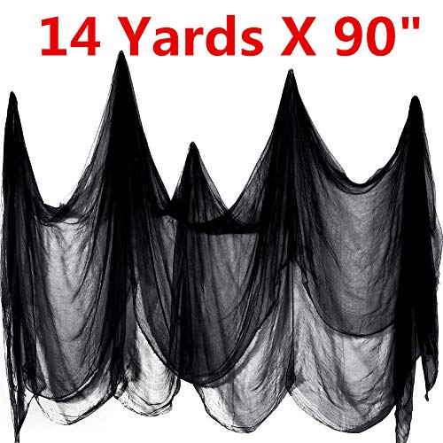 Daimon Halloween Creepy Cloth 14 Yards X 90