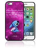 sans Coque Iphone Samsung Disney Stitch Lilo Rose Etui Housse (6 Plus 6s Plus)
