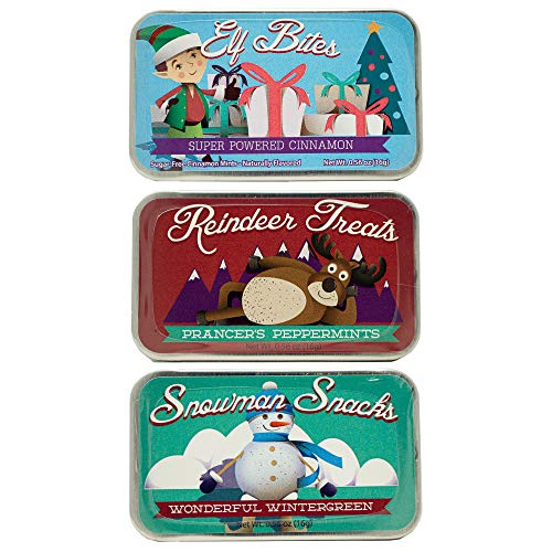 Novelty Christmas Mints (Cute)