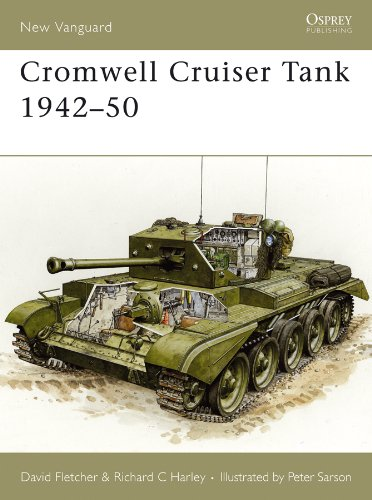 Cromwell Cruiser Tank 1942–50 (New Vanguard Book 104) (English Edition)