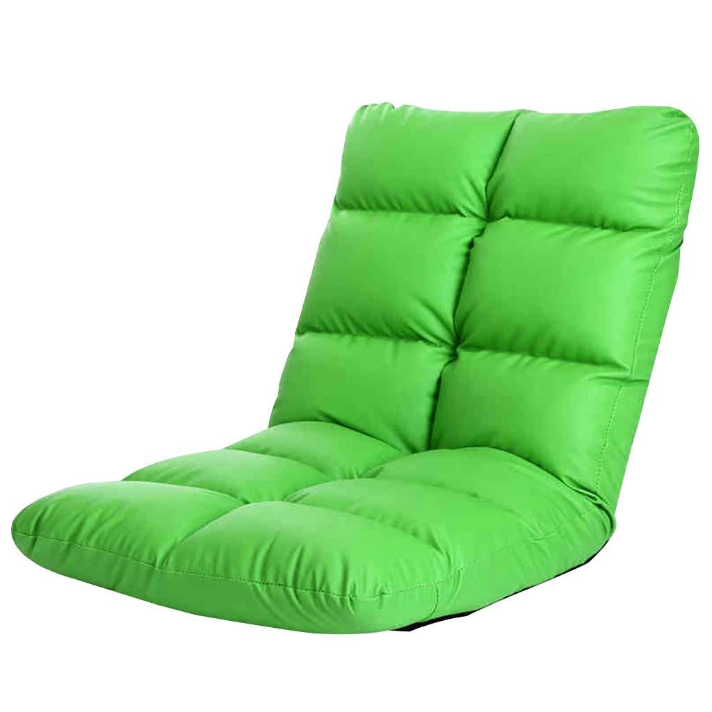ロッキングチェア, 怠惰なフロアチェア、90°〜180°6速バックレスト調整可能、エルゴノミック、座っている、寝ている、そして無料 ラウンジチェア