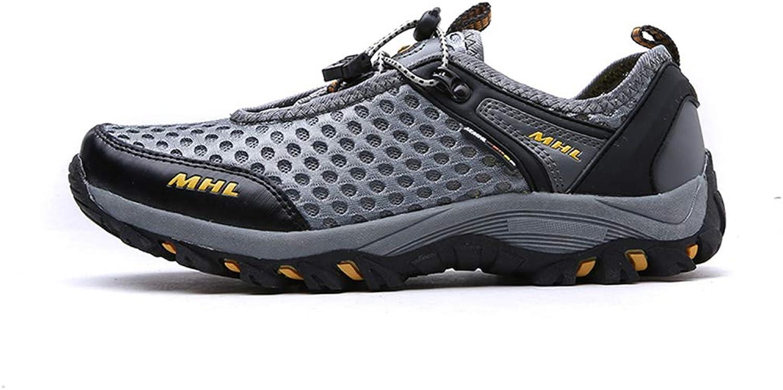 Giles Jones Man Hiking skor skor skor Wadding läder skor Klättrar skor Nya Populära Sandaler  till salu