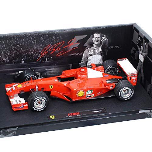 Elite - Modellino di F2001 Schumacher, Scala 1:18