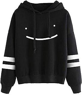 CNSTORE Unisex Hoodies Sweatshirts Dreamwastaken Dream Smile Merch Men Women Causal Pullover Tracksuit XXS-4XL