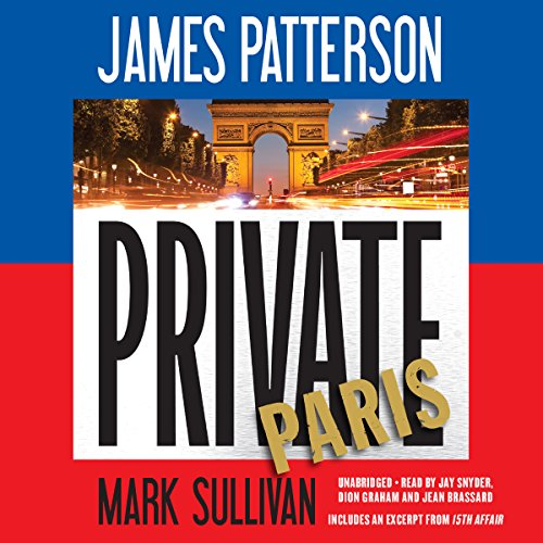 Private Paris audiobook cover art