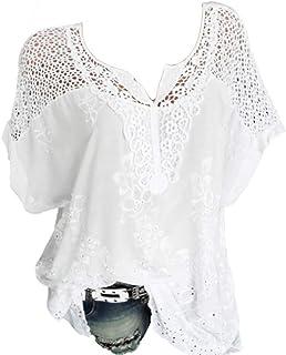 premier taux 038e9 e568a Amazon.fr : boheme chic - Chemisiers et blouses / T-shirts ...