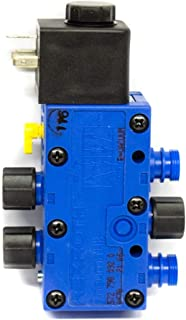 5727980920 Rexroth by Bosch Type 40 Pneumatic Directional Valve V740-5/2AS-DI08-024DC-07-MODI