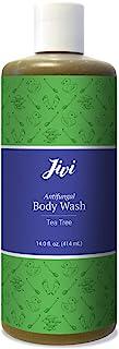 Jivi Antifungal Body Wash (Tea Tree) | Treats Athlete's Foot, Toenail Fungus, Ringworm, Jock Itch, More | 100% Natural wit...