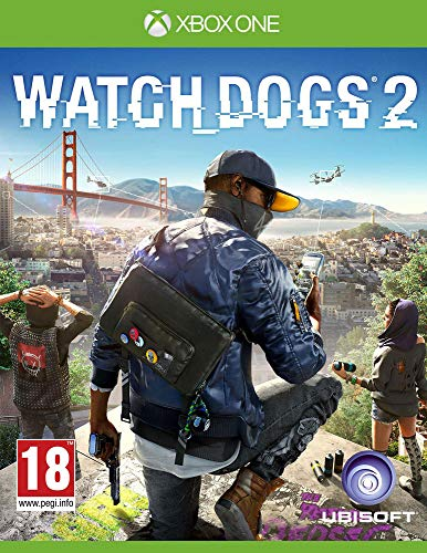 watch dogs 2 xbox one leclerc