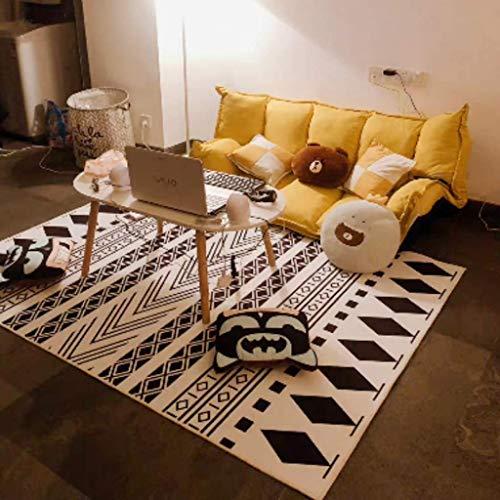 FLOORMATJING Carpets Sofa Table Coffee Table Modern Living Room Mattresses Bedroom Networks Rectangle home carpets,120 * 160CM