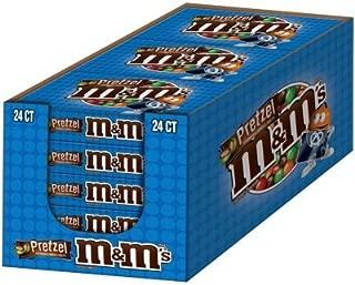 M&ms Chocolate Pretzel 24pk (32g Per Pack)