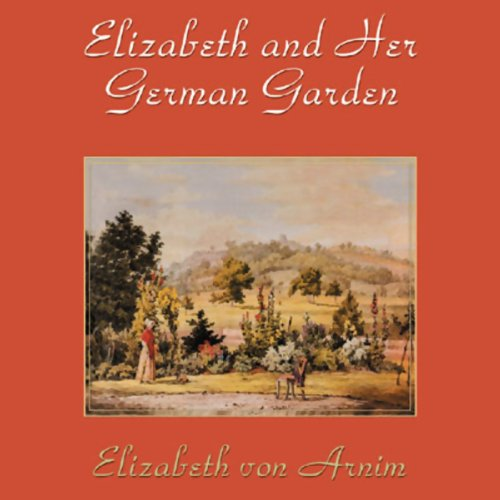 Elizabeth and Her German Garden copertina