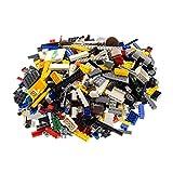 1 Kg Lego bunt gemischt Steine Räder Platten Fenster