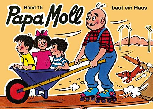 Jonas, Edith, Bd.15 : Papa Moll baut ein Haus: Band 15