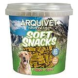 Arquivet Soft Snacks para Perro Huesitos Duo Pollo y Caza 800 g