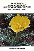 Beaudoin Easy Method of Identifying Wildflowers