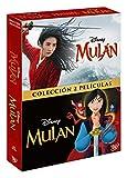 Mulán (imagen real) + Mulán [DVD]