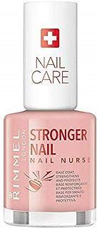 Rimmel London Nail Nurse Stronger Nail. Tratamiento para uñas Tono Base Coat - 12 ml