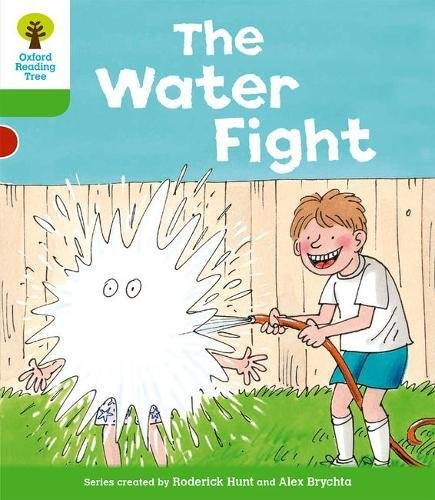 Oxford Reading Tree: Level 2: More Stories A: The Water Fightの詳細を見る