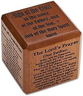 Catholic Prayers Scripture Cube
