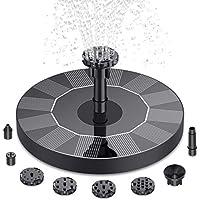 Aisitin Solar Water Fountain Pump