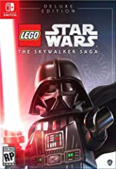 Play through all nine Star Wars saga films in a brand-new LEGO video game unlike any other Fly freely through the galaxy to discover many of the saga's most legendary locations Switch between films at will
