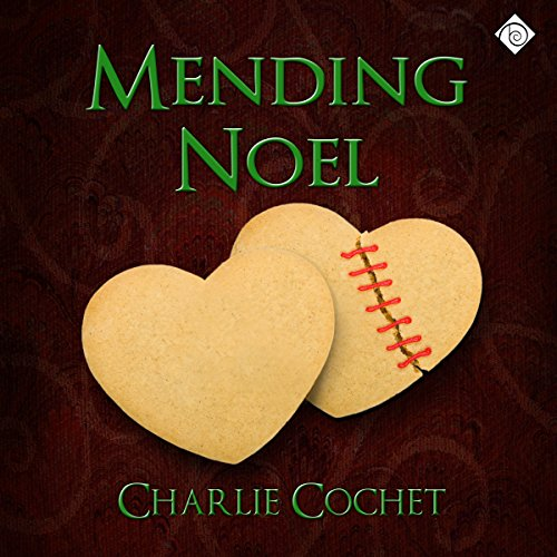 Mending Noel audiobook cover art