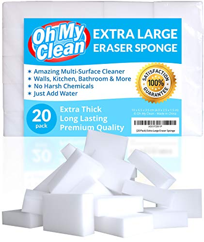 Melamine Sponge (Magic Eraser)