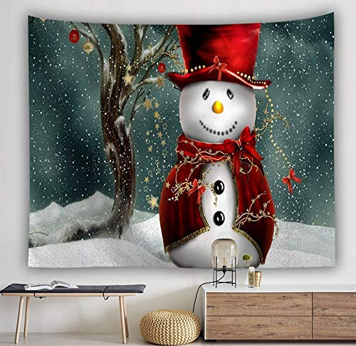 WERT Decoración para el hogar Manta Arte Colgante de Pared Tapiz Cubierta de Pared Mantel Hoja Grande Tapiz de Playa Estera de Yoga A17 200x180cm