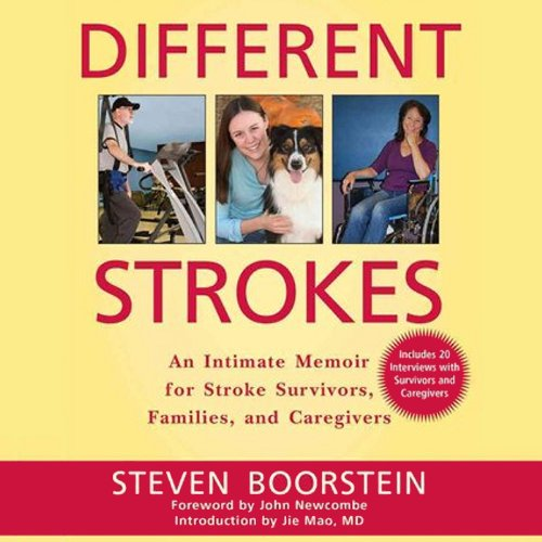 Different Strokes audiobook cover art