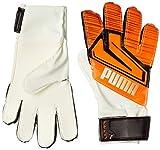 PUMA Ultra Grip 4 RC, Guanti da Portiere. Unisex-Adulto, Shocking Orange White Black, 4