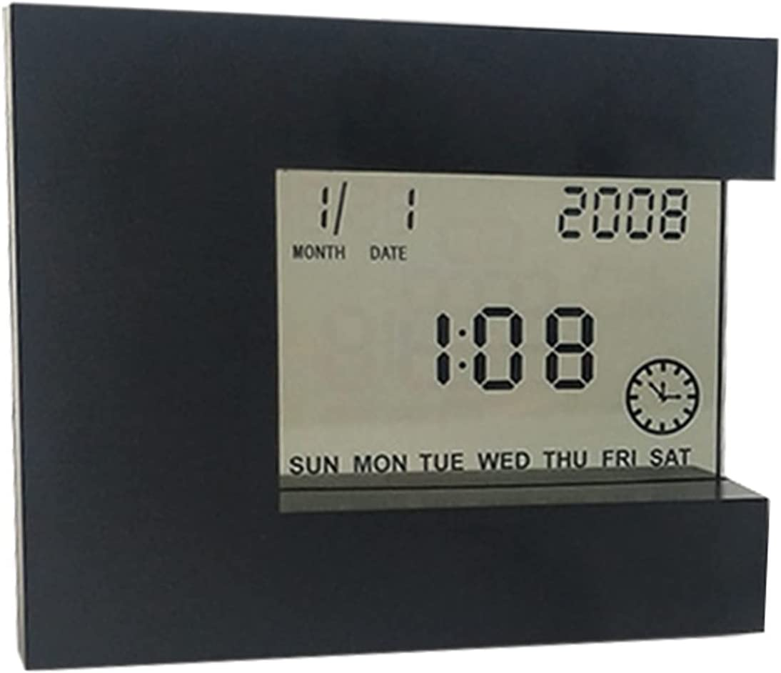 Super sale period limited WBHUBIN Alarm Clock New life Mufunction Home Digital LCD for