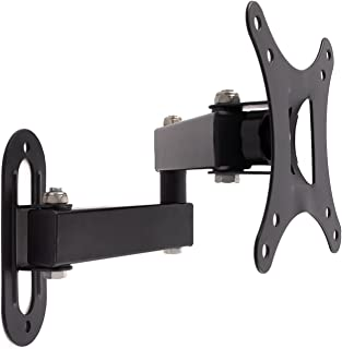 CoolBox TV muurbeugel 35,6 cm (14-27 inch) met draaibare arm, verstelbare hellingshoek. Belastbaar tot 10 kg. Compatibel m...
