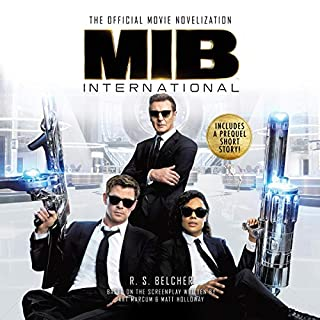 MIB International audiobook cover art