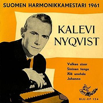 Suomen harmonikkamestari 1961