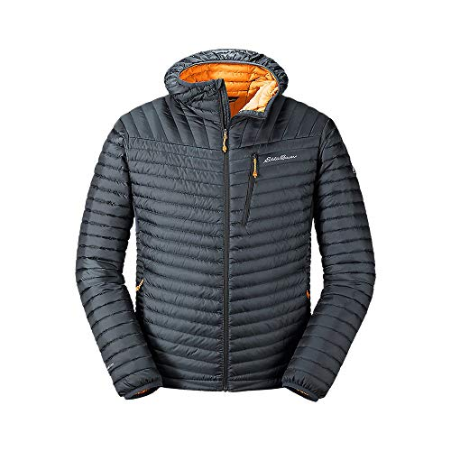 Hooded Down Jacket Mens 800