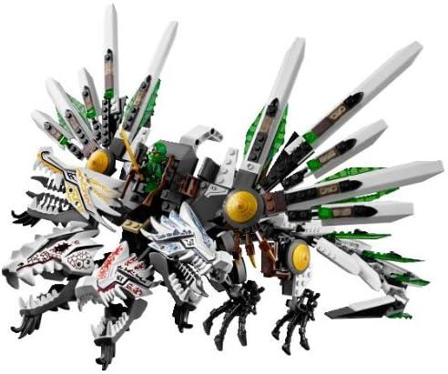 Epic Dragon Battle LEGO