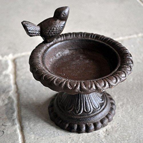 Mangeoire fonte Oiseau