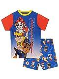 Paw Patrol Pijamas para Niños Rojo 6-7 Años