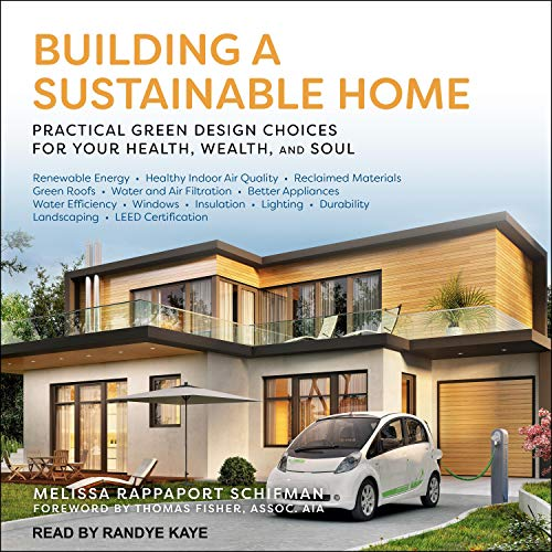 Building a Sustainable Home cover art